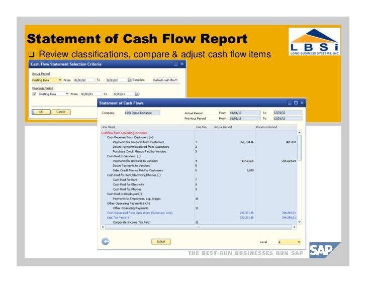 cash flow in business