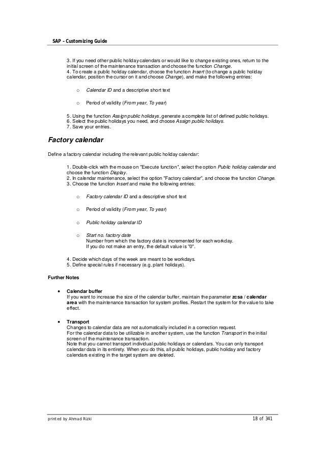 Sap configurationguide – World of Chemistry Worksheets