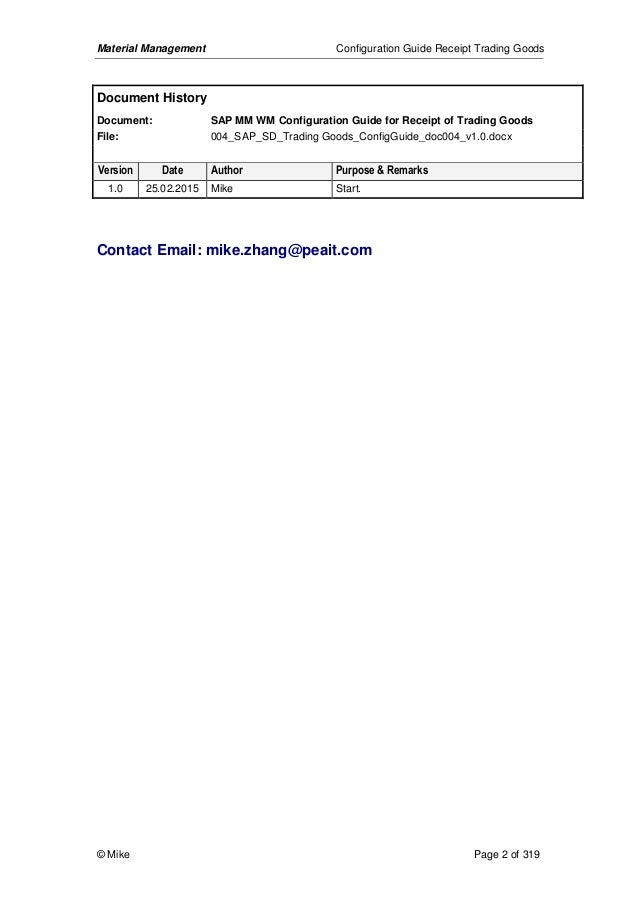 sap configuration guide for functional modules based on ides rh slideshare net User Manual NetApp Configuration Guide