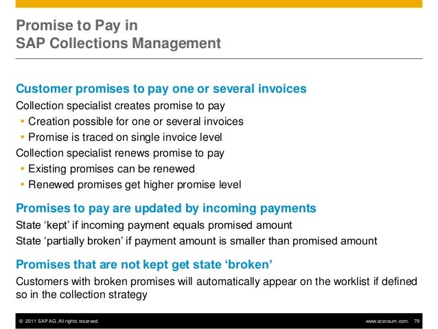 Sap Credit-And-Collection-Management