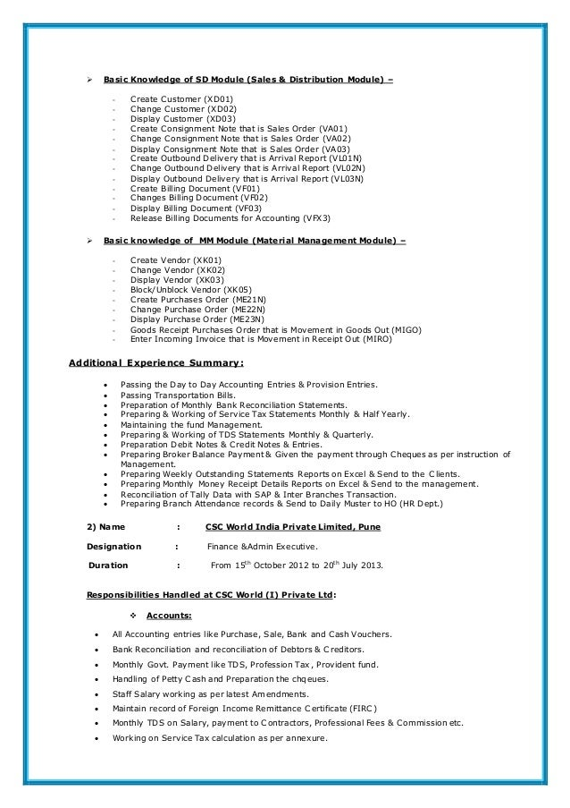 sample resume for sap fico consultant - pay writing a case report snake dancer excursions sd