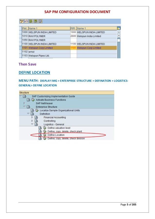 sap ecc 6 0 pm configuration manual www sapdocs info sap plant maintenance and user manual pdf sap-plant-maintenance-end user-free-pdf-manual