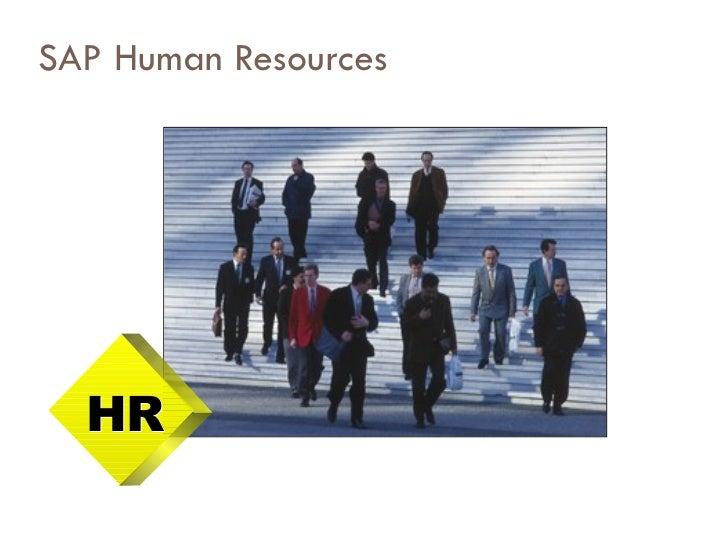 SAP Human Resources HR HR