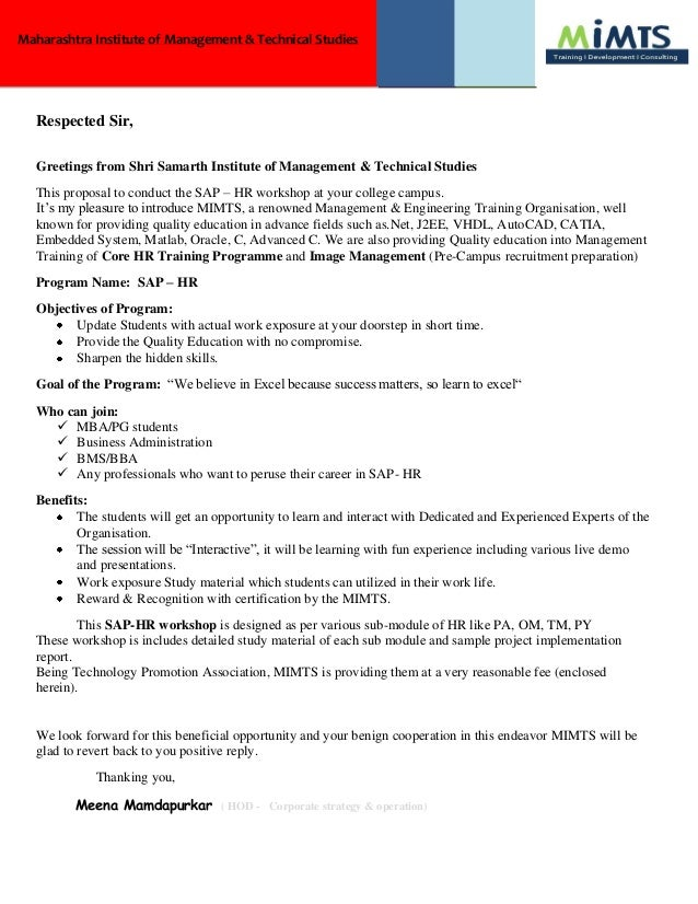 Hr Proposal Template. Risk Bi Project Manager Cover Letter