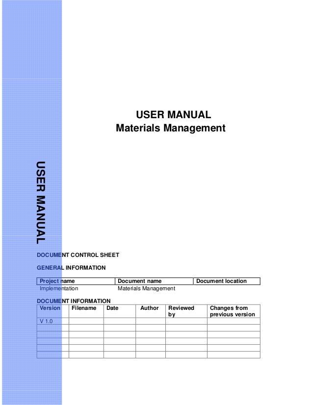 sap mm end user manual rh slideshare net modulo mm sap manual pdf mm user manual in sap