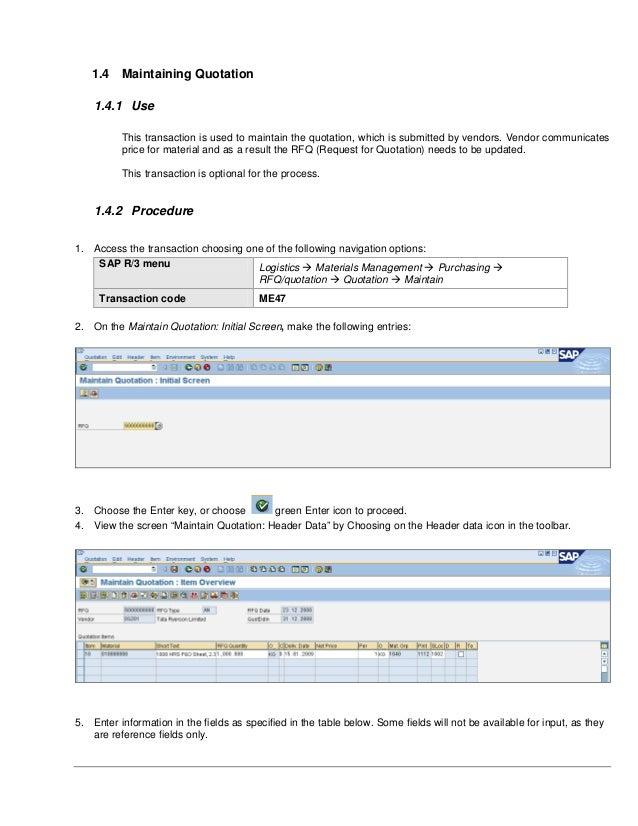 sap mm end user manual rh slideshare net ECC SAP R 3 ECC SAP R 3