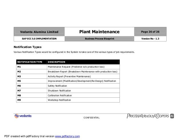 Sap plant-maintenance-pm-business-blueprint-bbp2