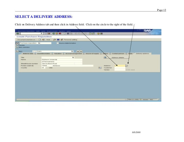 Sap purchase-requisition-how-to