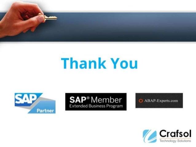Get The Power Of Sap S 4 Hana From Crafsol Technologies