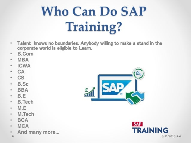 SAP Training in Chennai | SAP Training Institute in Chennai