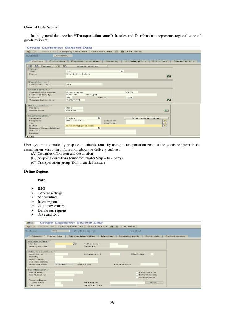 SAP HANA Tutorials and PDF training materials
