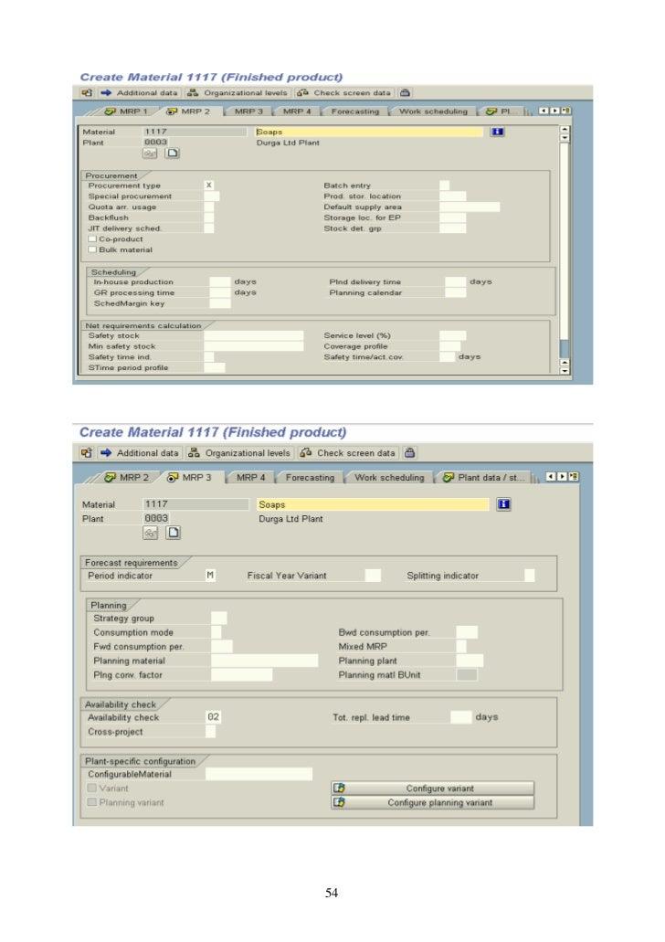 SAP SD Training | SAP SD Configuration Guide | SAP SD ...
