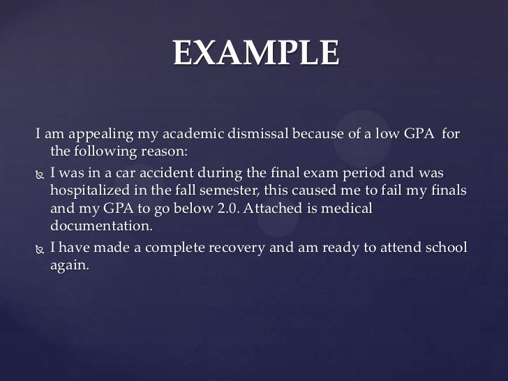 academic appeal essays Satisfactory academic progress (sap appeal) sap suspensions result in the loss of federal financial aid unless there is a successful appeal for reinstatement all schools attended count toward gpa and attempted credit hour calculations regardless of financial aid usage.