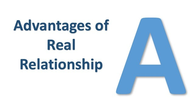 real and virtual relationship consultant