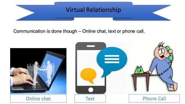 Relationship online chat