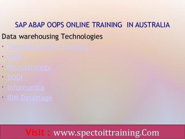 Online sex training in Australia