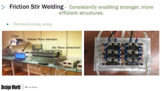 Friction Stir Welding Consistently Enabling Stronger