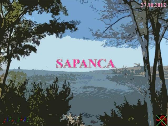 SAPANCA - MAŞUKİYE - TURKEY
