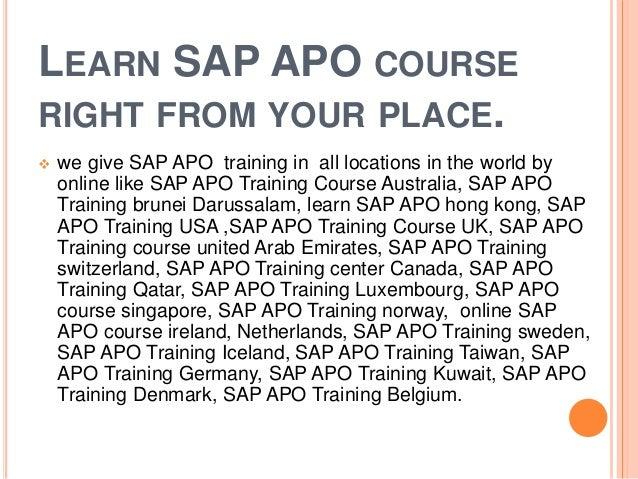 SAP Classes and Courses Overview - Study.com