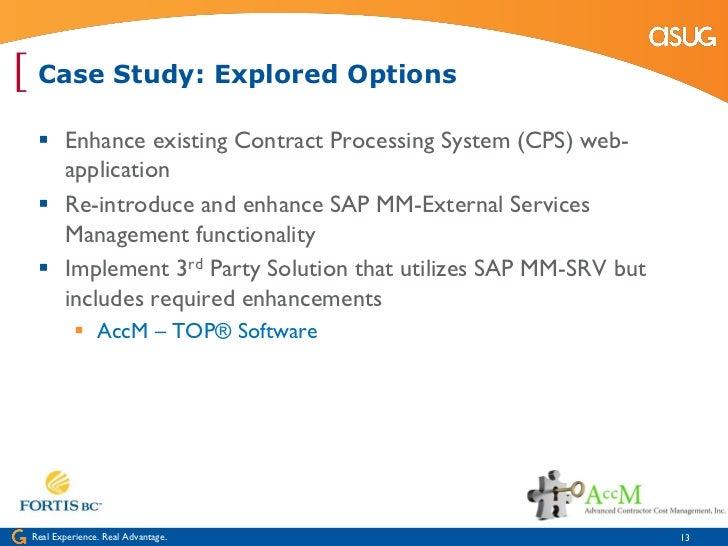 SAP - Solution Marketing Case Study - SlideShare