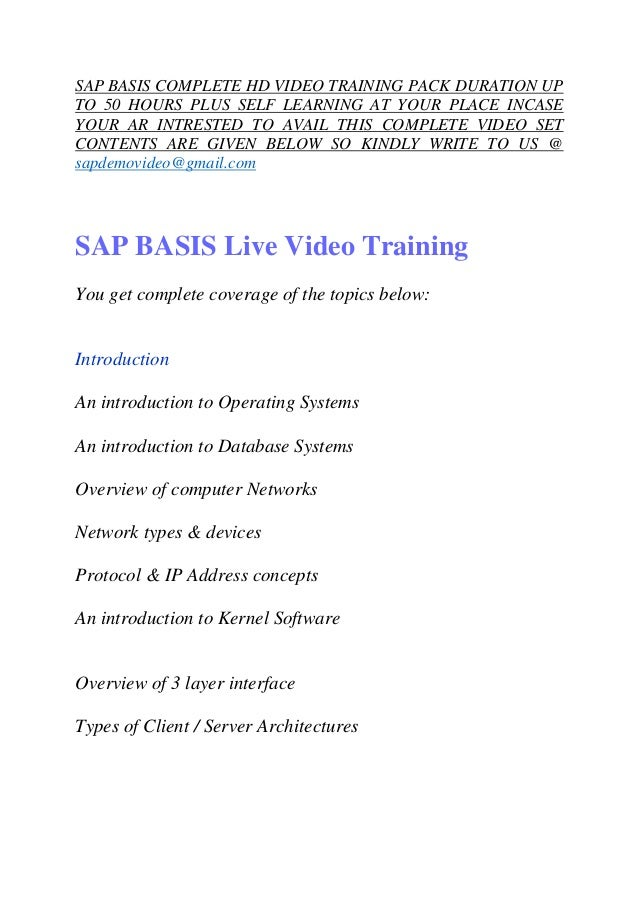 Online pdf sap - WordPress.com