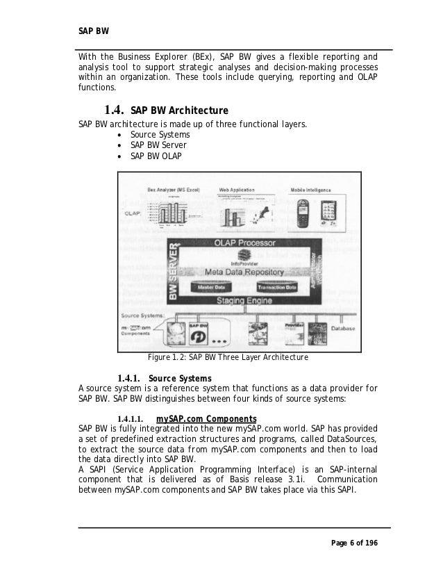 SAP Study Guides