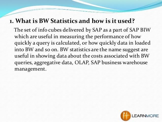 SAP BI/BW Interview questions
