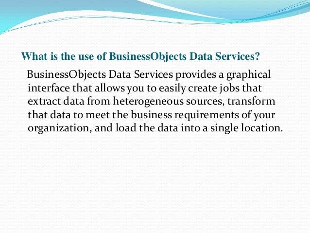 sap bo data services resume pollutionvideohive web fc2