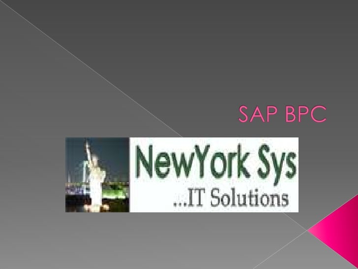    SAP BusinessObjects Planning and Consolidation    (formerly OutlookSoft) is a corporate performance    management tool...