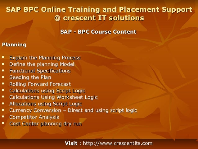 online training and placement project report Free software testing training on a real time live project: we are very excited to present this next series of software testing training free tutorials.