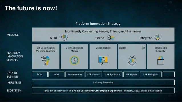 SAP & Dynatrace - The road ahead Leverage existing and new features in context of existing agreement Provide more recommen...