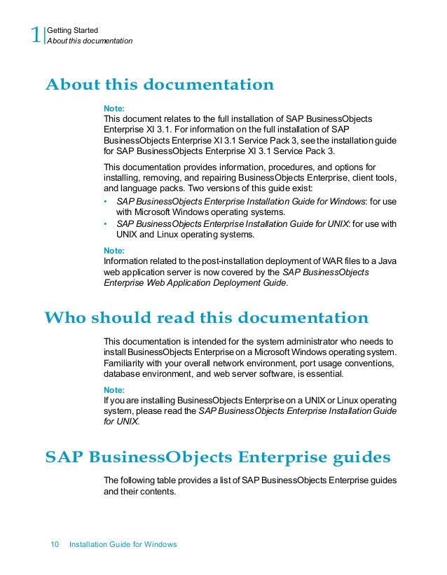 sap businessobjects installation guide rh slideshare net sap businessobjects dashboards user guide SAP Dashboard Examples