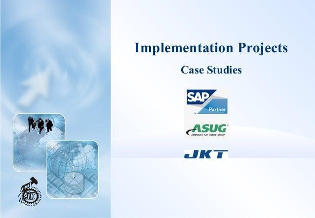 sap case studies