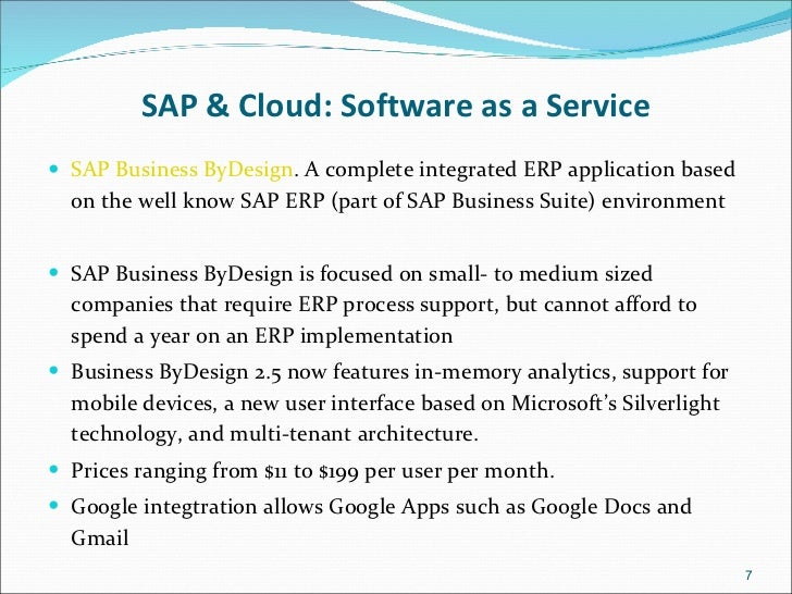 Sap Cloud Computing A Basic Primer Updated Jan 2012