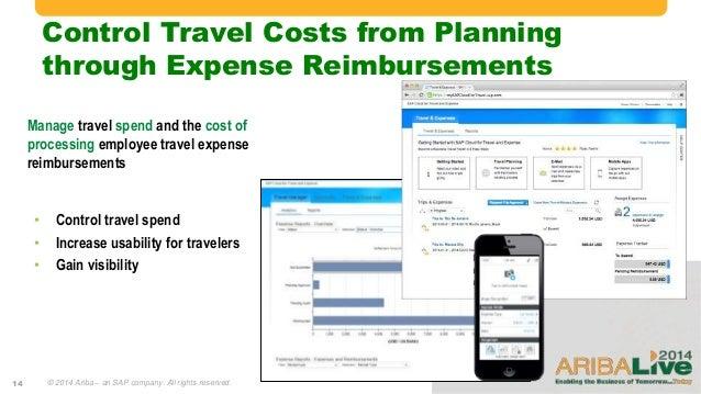 company travel expenses