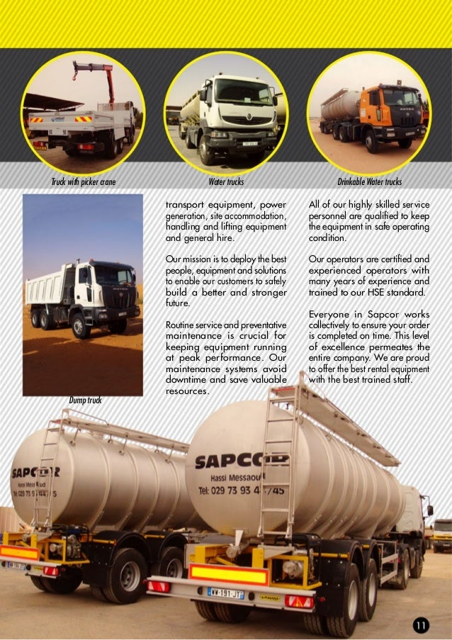 RigMoves Fleet of lowboys and highboys Cranes Forklifts LEADER IN RIG MOVING Sapcor has an excellent experience in perform...