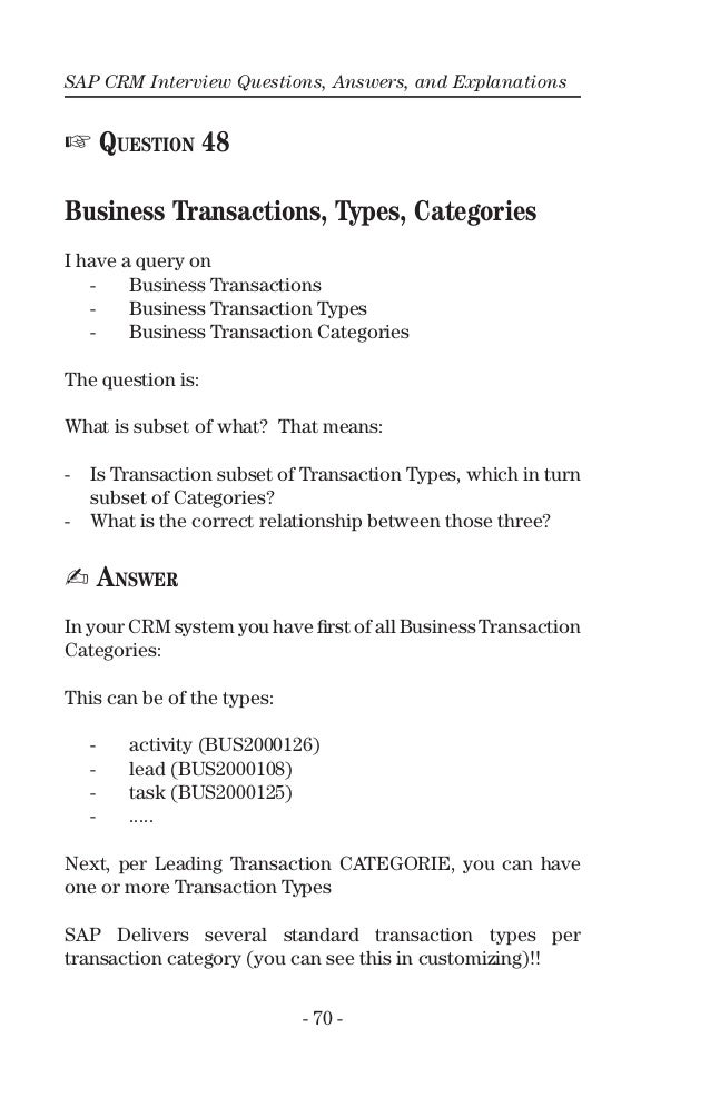 crm questionnaire Sap crm survey  i was able to get the actual values of the survey including the  questionnaire what you need here is the guid of the transaction to .