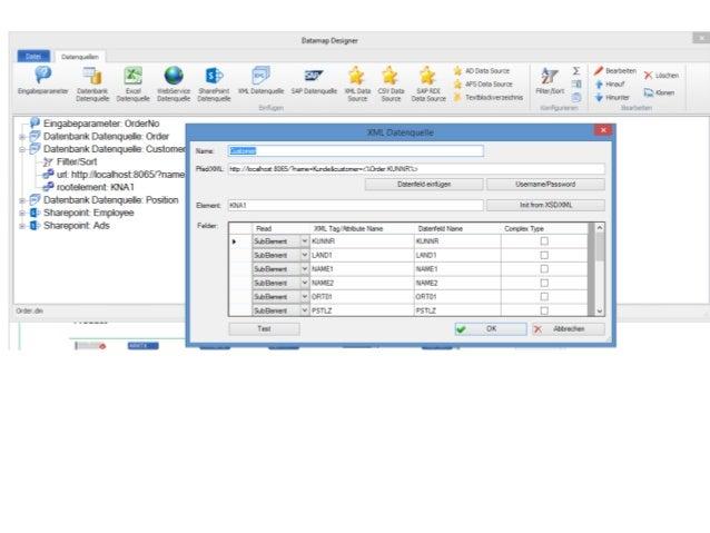 SAP Daten in Dokumente integrieren mit dox42