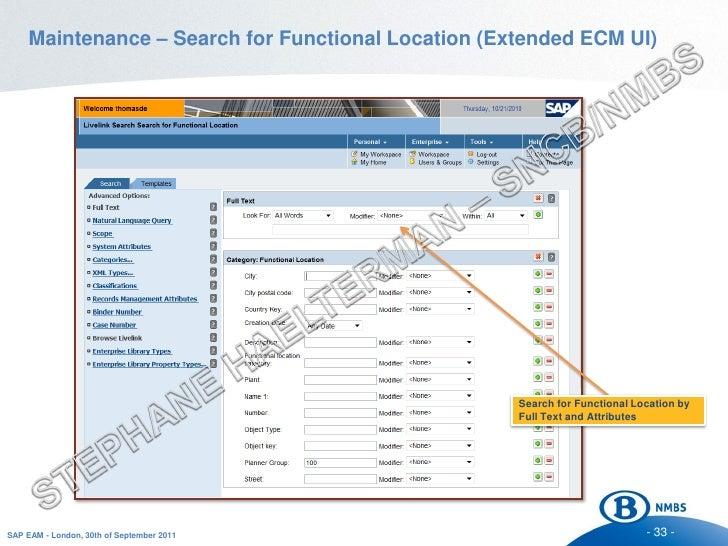 sap plant maintenance user manual pdf
