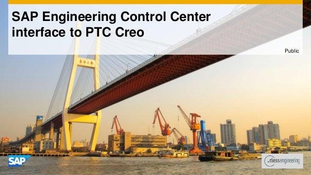 SAP Engineering Control Center interface to PTC Creo Public