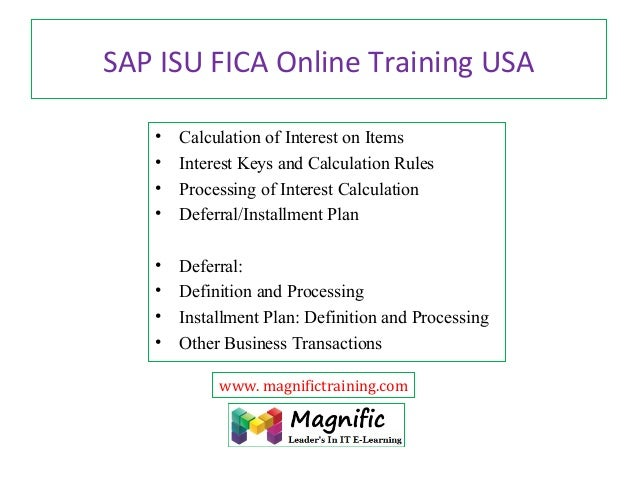 Fifth image of Sap Is U Fica Contract Account Configuration Document with Sap fica online training in usa