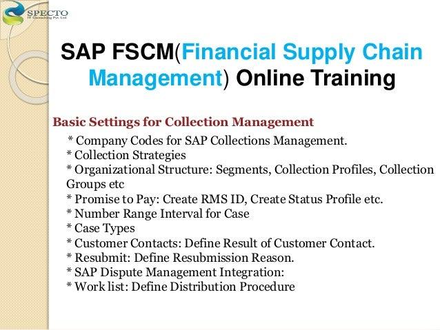 sap financial supply chain management fscm online training. Black Bedroom Furniture Sets. Home Design Ideas