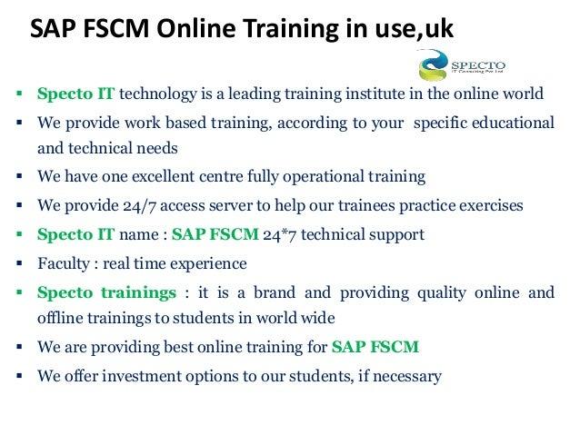 Top and Best SAP Training Institute in Hyderabad | SAP ...