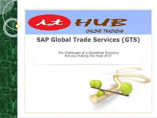The Best SAP GTS Online Training Program by real time experts.  What is SAP GTS?  Sap GTS is erp based solution. which i...