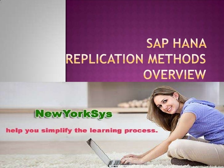 SAP HANASAP HANA is a flexible, data-source-agnostic appliance that enables   customers to analyze large volumes of SAP ER...