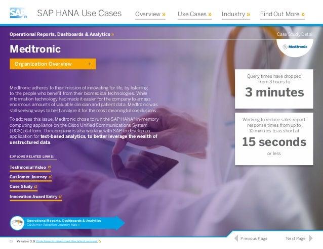 Search SAP Customer Reviews, Success Stories & Case Studies