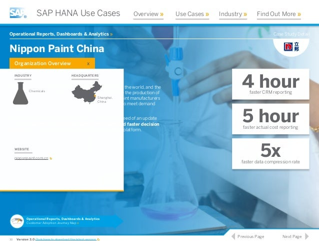 #S4HANA 1610 use case series: 2b – Industry to Core ...