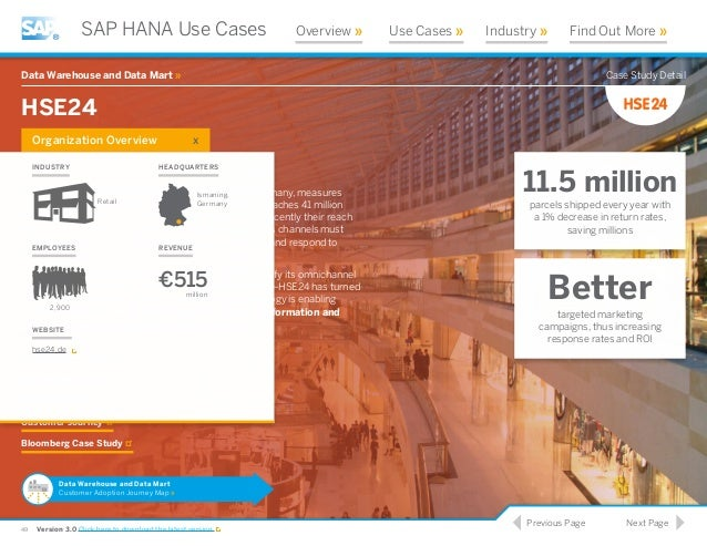 SAP HANA Migration Leverages Google BigQuery for Food ...
