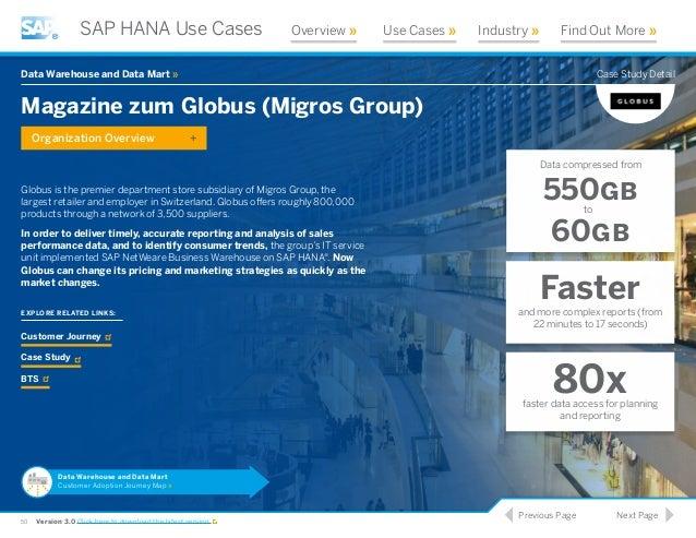Sap Hana Retail Case Study - Emerging SAP Retail Solution ...