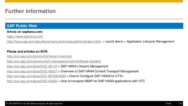 Technology Lifecycle Management: Application Lifecycle Management